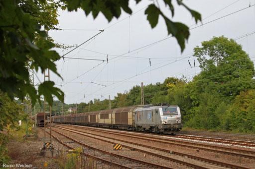 BB37025  mit DGS 89544 Neunkirchen(Saar) Hbf - Bremen-Inlandshafen (Sdl.), Sulzbach(Saar) 01.09.2013