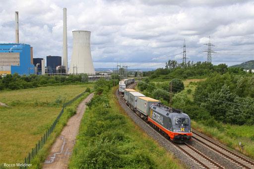 242.502 mit DGS 42704 Ehrang Nord - Helsingborgs Central, Ensdorf(Saar) 23.06.2013