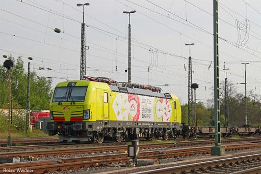193 551 abgestellt am 24.04.2017 in Köln-Eifeltor