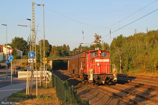 362 564 mit EK 55988 Homburg(Saar) - Neunkirchen(Saar) Hbf, Bexbach 30.08.2016