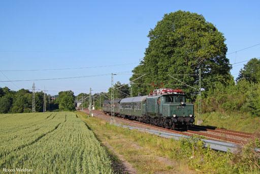 E94 088 mit DPE 61087 Homburg(Saar) Hbf - St.Ingbert (Sdl.), Limbach(Saar) 10.06.2017