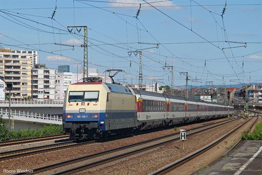 101 112 mit EC 6 Interlaken Ost/CH - Hamburg-Altona, Ludwigshafen 26.06.2017