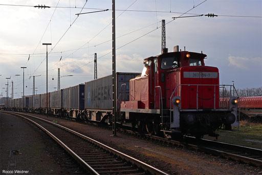 363 196 mit DGS 42765 Maasvlakte West/NL - Kehl, 20.03.2018