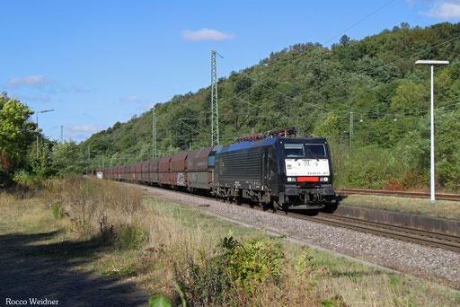 189 451 mit DGS 91116 , Luisenthal(Saar) 05.10.2016