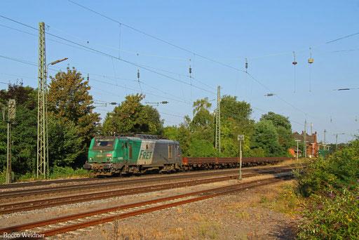 BB37010 mit DGS 44254 Dillingen Hochofen Hütte - Thionville/F, Luisenthal(Saar) 15.08.2015