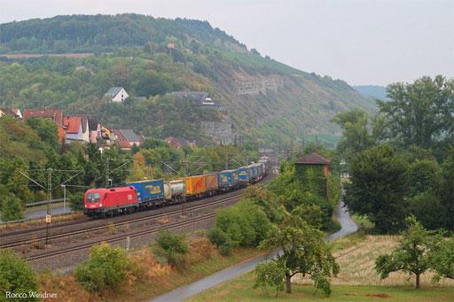 1116 281 mit DGS 95760 München Ost Rbf - Rheinhausen