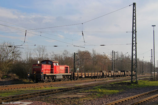 294 835 mit EK 55418 Bous(Saar) - Dillingen(Saar), 09.01.2018