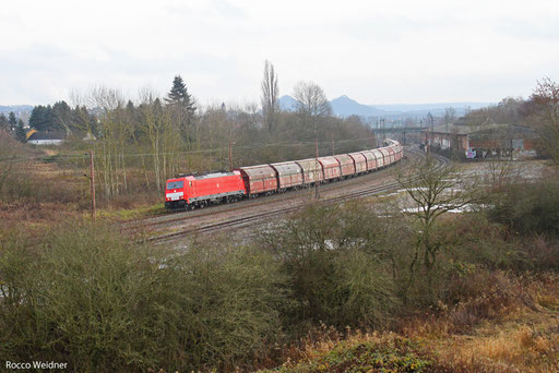 186 335 mit GM 60561 Auersmacher - Dillingen Zentralkokerei, Bous 21.12.13