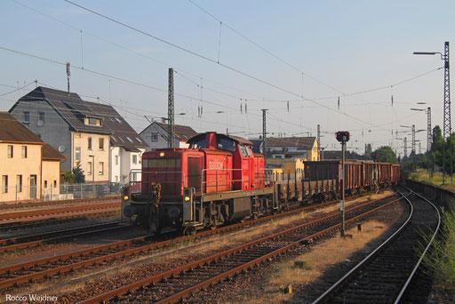 294 756 mit EK 55417 Dillingen(Saar) - Völklingen, Ensdorf(Saar) 21.06.2017