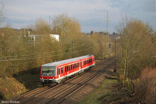 628 561, Saarbrücken-Altenkessel 11.01.2018