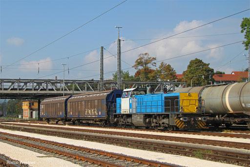 275 715 mit DGS 95504 Ulm Rbf - Ummendorf, 23.09.2017