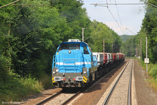 4180 000 mit DGV 94194 Homburg(Saar) Hbf - Brebach (Sdl.), Sulzbach(Saar) 06.07.2017