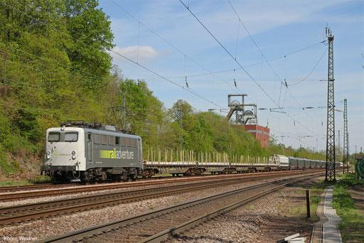 139 558 mit DbZ 92793 München Laim Rbf - Völklingen (Sdl.), Luisenthal (Saar) 21.04.2018