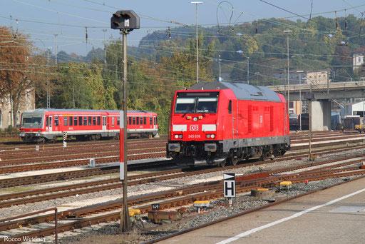 245 036, Ulm Hbf21.09.2017