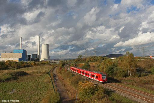 DT 425er + 426er als RB 33791 Dillingen(Saar) - St.Ingbert, Ensdorf(Saar) 23.10.2013