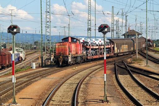 296 038, Mannheim Rbf Gr.K 14.08.2017