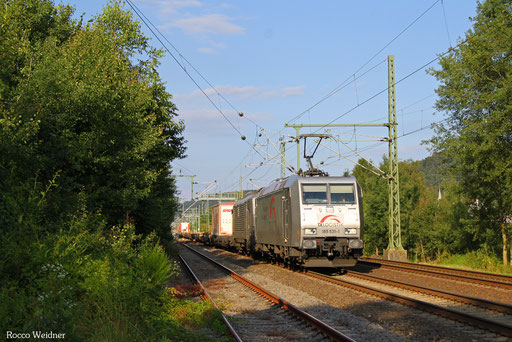 185 531 mit DGS 41564 München-Laim Rbf -  Bettembourg-Marchandises/L, Hauptstuhl  14.07.2016