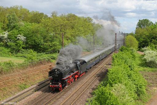 01 202 mit DPE 61946 Saarbrücken Hbf - Trier Hbf (Sdl.), Saarlouis-Roden 30.04.2018