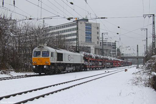 77 030 mit GA 44430 Einsiedlerhof - Forbach/F (Villers-Cotterrets) (Sdl. PKW und Teile Zubehör)  , Saarbrücken 07.03.2016