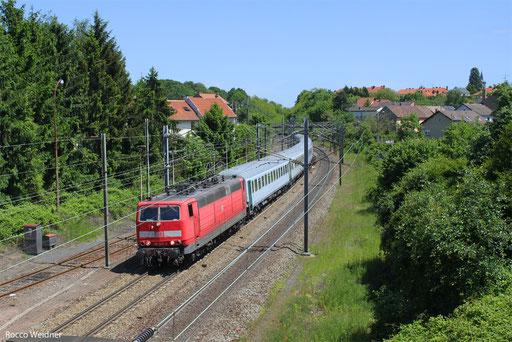 181 207 mit LPF 13980 Hannover Hbf - Forbach/F (Paris Est), 04.06.2013