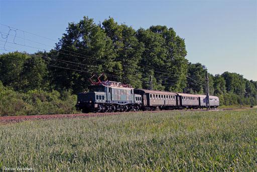 E94 088 mit DPE 569594 St.Ingbert - Homburg(Saar) Hbf (Sdl.), Limbach(Saar) 10.06.2017