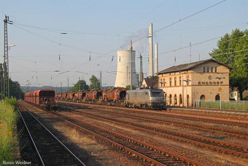 BB37001 mit DGS 91304 Völklingen - Dillingen Hochofen, Ensdorf(Saar) 21.06.2017