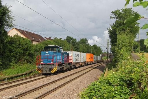 275 502 mit DGZ 95261 Dillingen-Katzenschwänz - Homburg(Saar) Hbf, SB-Burbach 30.06.2017