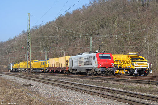 BB37513 mit DGS 95694 Luisenthal(Saar) - Forbach/F (Sdl.), 08.03.2016