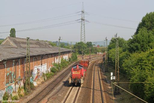 294 756 mit EK 55417 Dillingen(Saar) - Völklingen, Bous(Saar) 22.06.2017