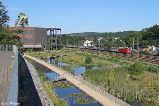 185 191 mit EZ 45679 (Belval-Usines) Bettembourg/L - Homburg(Saar) Hbf, Landsweiler-Reden 05.07.2017