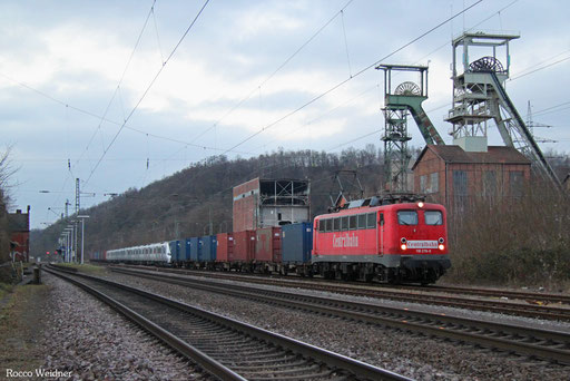 110 278 mit DGS 89164 Mönchengladbach - Luisenthal(Saar) (Sdl. Desiro City Class 700), 19.12.2016