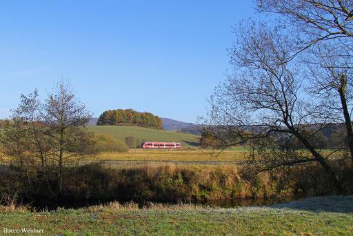 RB Kusel - Landstuhl, Rehweiler 14.11.2016