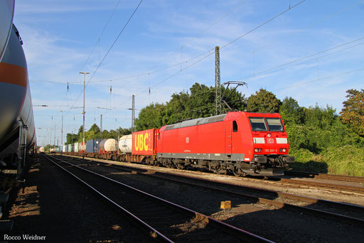 185 200 mit KT 50731 Köln-Eifeltor Bez III - Saarbrücken Rbf Nord, 17.08.2016