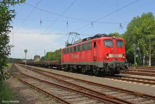 140 811 mit EK 55883 Saarbrücken Rbf West - Neunkirchen(Saar), Wemmetsweiler 18.06.2013