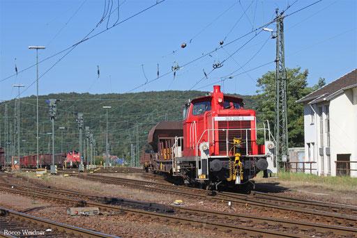 363 205, Sarbrücken Rbf Ost  05.09.2013