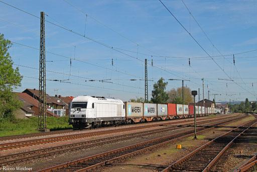 223 143 mit DGZ 95261 Dillingen-Katzenschwänz - Homburg(Saar), Ensdorf(Saar) 17.05.2017