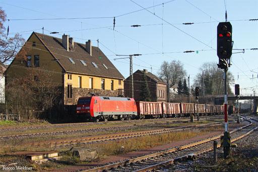 152 068 mit EZ 45664 Gremberg Gsf - Bettembourg/L (Mosel-Umleiter), Bous(Saar) 29.12.2016