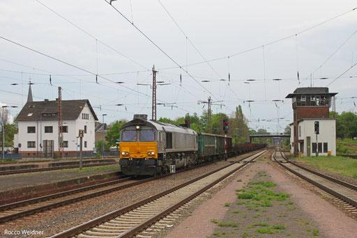77 506 DGS 47276 Dillingen Hochofen Hütte - Dunkerque/F, Dillingen(Saar) 06.05.2013