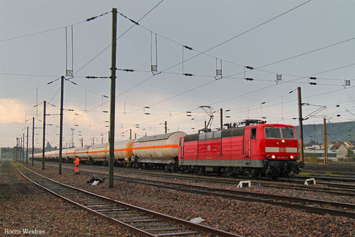 181 204 mit GC 43982 (Linz Vbf) Passau Gbf - Forbach/F (Sarralbe) (Sdl. Propylen), 04.05.2017