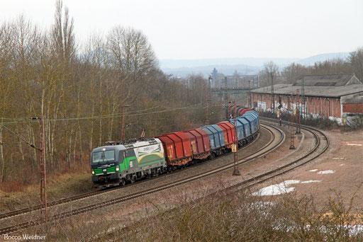 193 246 mit DGS 47196 Linz Hbf/A - Dillingen(Saar) (Sdl.), Bous 26.01.2017