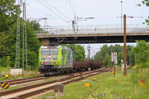 185 152 mit GM 60411 Kehl - Ehrang Nord, Einsiedlerhof 17.07.2016