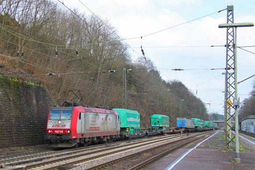 4014 mit DGS 47674 Basel Bad Rbf - Luxembourg Triage/LU, Jägersfreude 05.02.2018