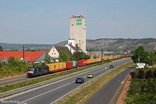 182 512 mit DGS 42963 Altenwerder Ost - Passau Grenze (Sdl.)
