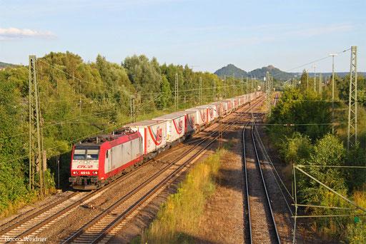 4013 mit DGS 41564 München-Laim Rbf - Bettembourg-Marchandises/L, Bous(Saar) 14.08.2016
