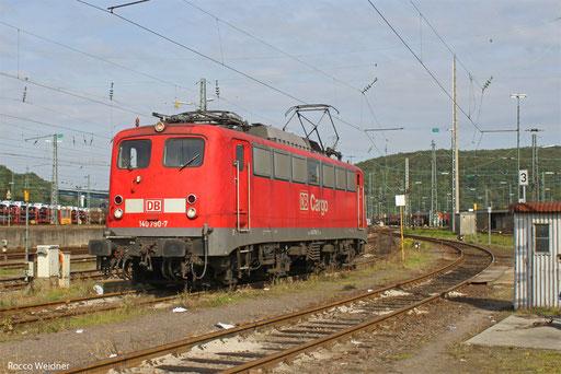 140 790 (für GA 49213 Cerbere/F - Mannheim Rbf Gr K), Saarbrücken 03.10.2013