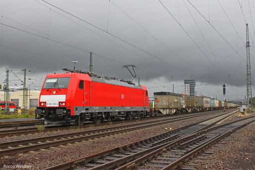 186 339 mit KT 41594 Novara/Eurogatway/I - Le Havre/F, Kaiserslautern 18.09.2013
