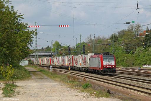 4008 mit DGS 41565 Bettembourg-Marchandises - München-Laim Rbf, Burbach 04.05.2017