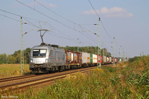182 602 mit DGS 91298 Ruhland - Ludwigshafen(Rhein) BASF, Kölsa 14.09.2016