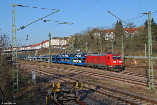 185 200 mit EZ 51929 Dillingen Ford - Mannheim Rbf Gr.K, Saarbrücken 26.02.2018