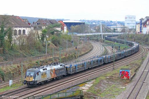 182 523 mit DGS 45187 Luisenthal(Saar) - Passau Gbf (Sdl.), Saarbrücken 20.03.2017